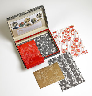 Japan, Letter Writing Set